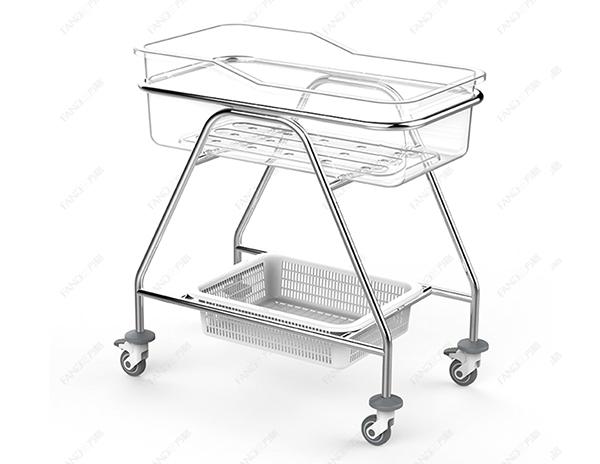 不锈钢婴儿车JHTC-08